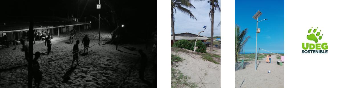 Sistema fotovoltaico aislado para el campamento tortuguero La Gloria, adscrito al Centro Universitario de la Costa Sur.
